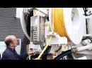 Sewer cleaning unit Flexline 412 from JHL Hvidtved Larsen