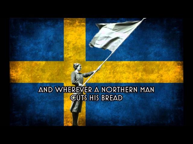 Du Blonda Folk - Svensk Ungdom