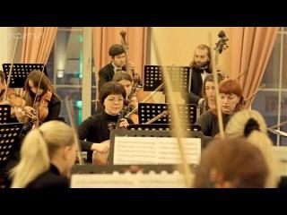 Сергей Неверов & молодежный оркестр Слобожанський - видеосъемка концертов Харьков