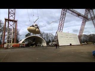Boeing Starliner Drop Test