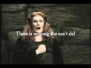 Joan Sutherland Destroys the World in 3 Notes