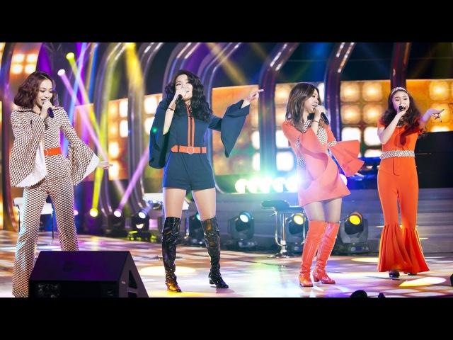Mazinga'S, The art of disco! 'She was Pretty' 마진가S '그녀는 예뻤다'|《KPOP STAR 5》K팝스타5 EP17