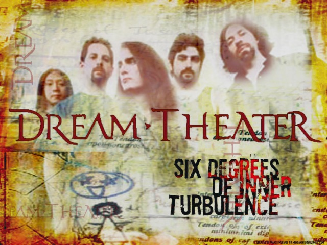 Dream Theater - Six Degrees of Inner Turbulence 2002 [Full Double Album]