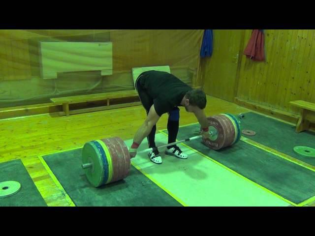 Dmitry Klokov - dead lift 260 kg my Instagram @KLOKOVD and @KLOKOVWWW
