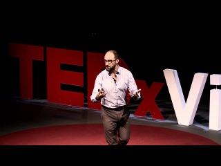 Почему мы задаем вопросы? Майкл Стивенс из Vsauce на TEDxVienna