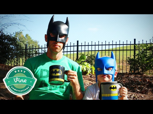 NEW BATDAD Vine Compilations 2015 | Best BatDad Vines (300w Titles)