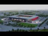Кальяри получил разрешение на строительство нового стадиона #lanostraCasa