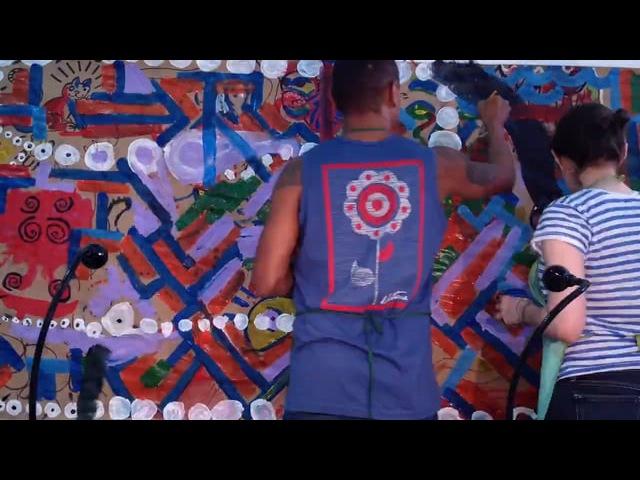 Porto Iracema   Motion-painters