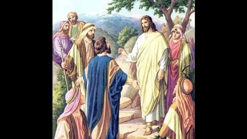 ИИСУС ХРИСТОС УЧИТ, ЧТО НЕ РАНАМИ, НО СЛАВНЫМ ИМЕНЕМ ЕГО И ДУХОМ СВЯТЫМ ВЕРШАТСЯ ИСЦЕЛЕНИЯ ЛЮДЕЙ