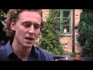 Tom Hiddleston. Wallander Interview (Part II)