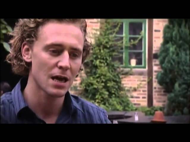 Tom Hiddleston. Wallander Interview (Part II)