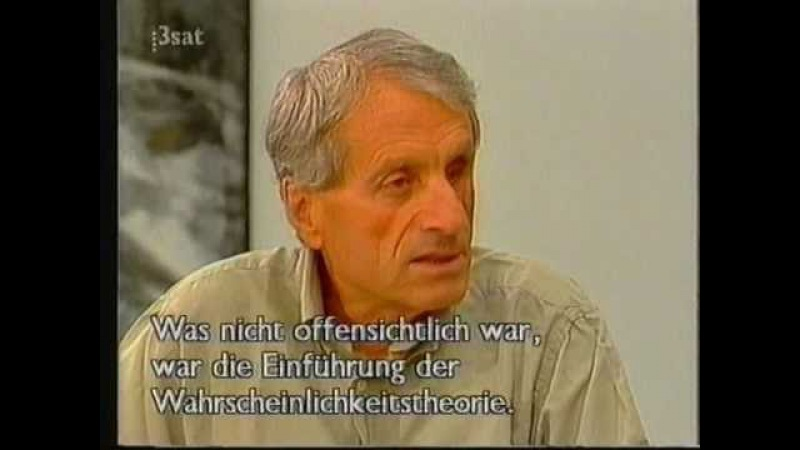 Iannis Xenakis 1 of 2 Filmed Interview in English with German subtitles