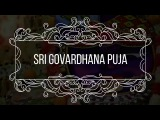 Sri Govardhana Puja at ISKCON Sri Radha Krishna Temple