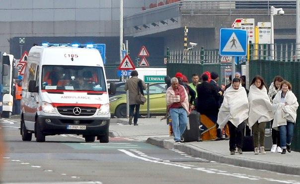 Кількість жертв терактів у Брюсселі зросла до 34, поранених - 200