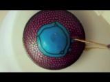 Красота цветных метаморфоз ферромагнитных жидкостей