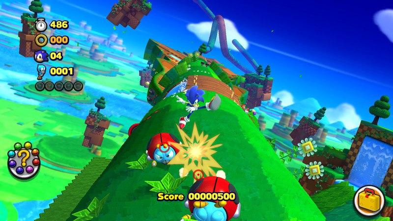 Sonic Lost World v2.0.0 (2015) [RePack] от R.G. Механики скачать торрент с rutor org