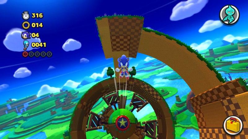 Sonic Lost World v2.0.0 (2015) [RePack] от R.G. Механики скачать торрент с rutor org с rutor org