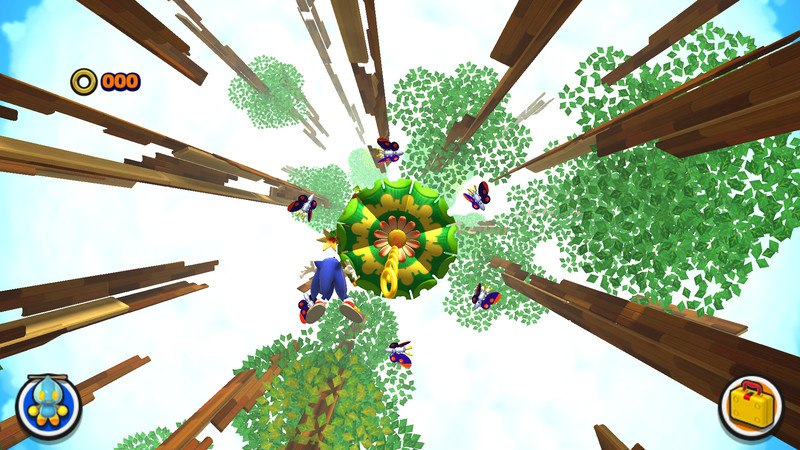Sonic Lost World v2.0.0 (2015) [RePack] от R.G. Механики скачать торрент