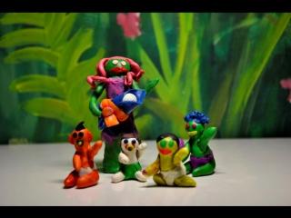 мультфильм изготовлен детьми Семейного Досугового Центра