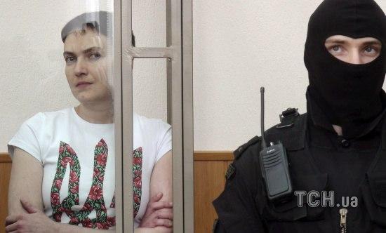 Остаточний вирок: Росія засудила Савченко до 22 років ув'язнення. . .