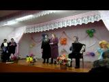 Деревенское шоу Две звезды 2012г. Часть 3.