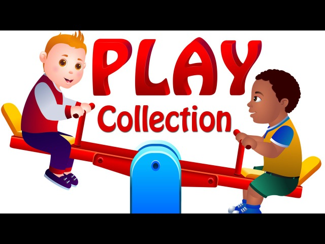 Play In The Park and Many More Playground Songs Nursery Rhymes Collection | ChuChu TV Kids Songs
