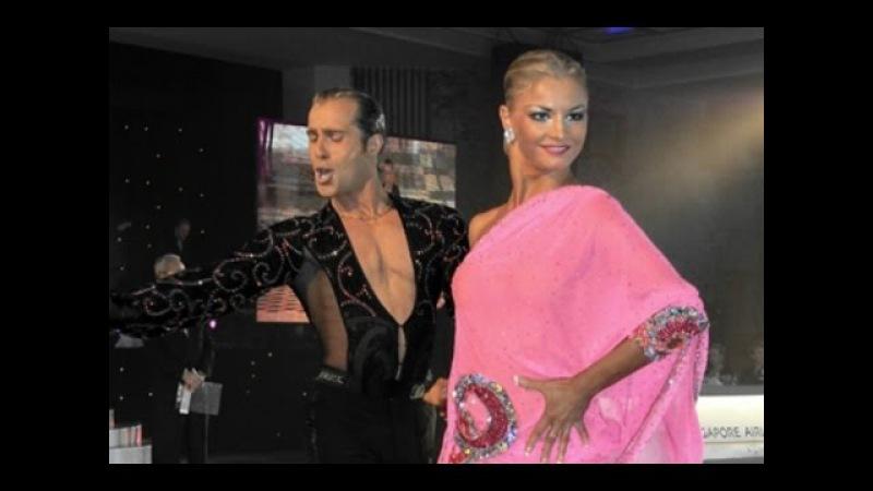 Рикардо Кокки и Юлия Загоруйченко (Cocchi and Zagoruychenko) Джайв, Jive Шоу Звёздный дуэт