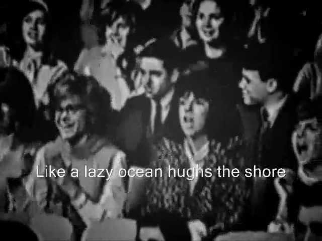 Frank Sinatra - Sway (Lyrics)