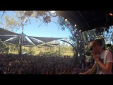 Boris Brejcha &amp Ann Clue @ Earth Frequency Festival, Brisbane 2016