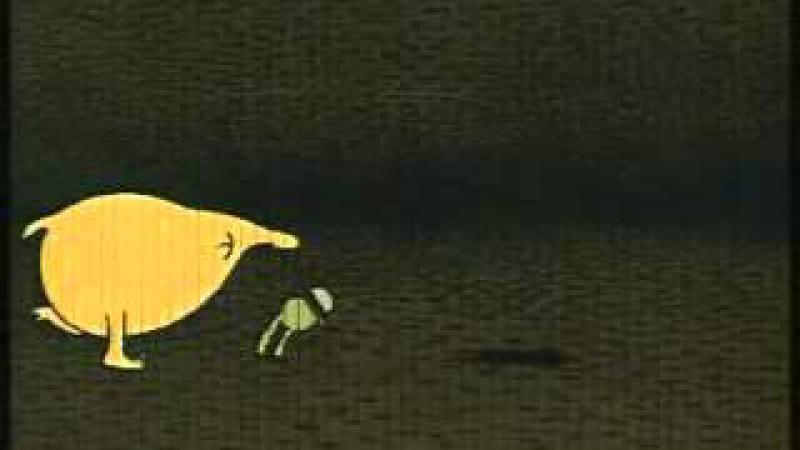 Советский психоделический мультфильм Soviet psychedelic cartoon