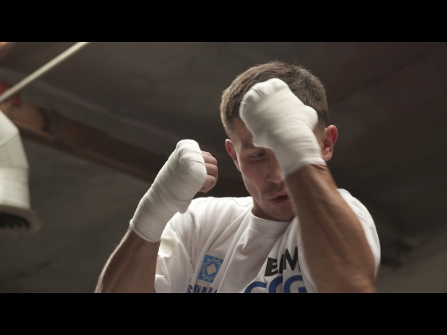 Gennady GGG Golovkin vs. Dominic Wade, workout, Wild Card Boxing Gym, Los Angeles