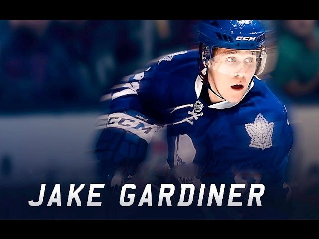 House Of Gards: All Jake Gardiner's 2015-16 Goals Highlights - TML (HD)