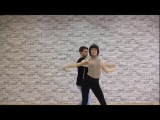 Arms styling for salsa social dancing - Anna LEV