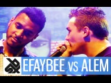EFAYBEE [WEST] vs ALEM [EAST] | LA CUP '15 ~ French Regions | FINAL
