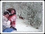 Зимняя романтика