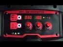 Сварочный инвертор для полуавтоматической сварки MIG200