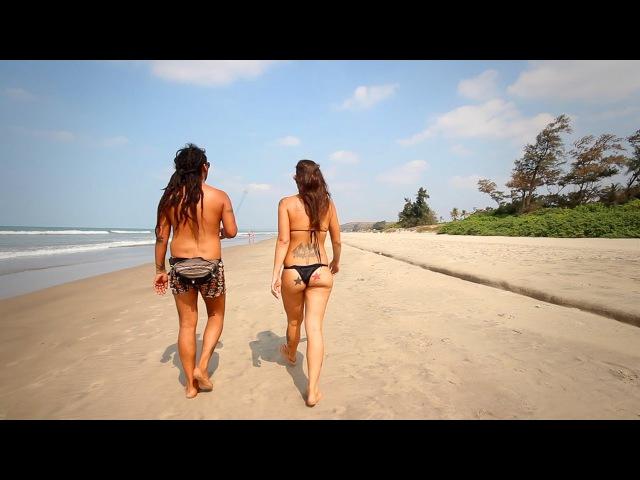 Пешком по пляжам Гоа (Morjim, Ashwem, Mandrem, Arambol)