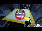 Прохождение Portal 2 CO-OP Дмитрий Бэйл и TheEasyNick — Часть 5: Гравитационные Воронки #aac