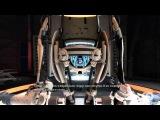 Прохождение Portal 2 CO-OP Дмитрий Бэйл и TheEasyNick — Часть 4: Опасные Турели #aac