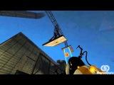 Прохождение Portal 2 CO-OP Дмитрий Бэйл и TheEasyNick — Часть 8: Ускоряющая Слизь #aac