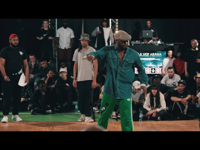 BATTLE UCP ARENA 2K16 I CAGE POPPIN'C vs PAUL ERECK POPPIN'C vs RÉGI