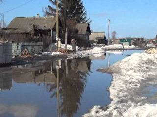 Потоп ул. Завета Ильича