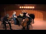 L.van Beethoven Trios Op 1№3 с moll