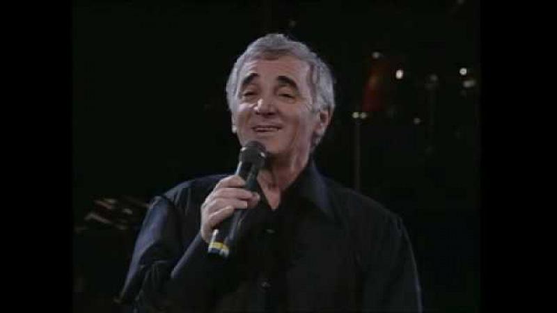 Charles Aznavour - NON, JE NAI RIEN OUBLIÉ 1991