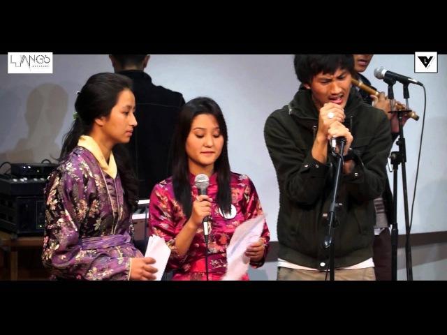 Chandigarh Losar 2014 - LUYANGS BAND