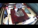 Печать новой рамы для квадрокоптера на 3д принтере