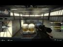CS:GO Nuke, ACE with 1 HP (AWP -5)