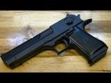 Пистолет Desert Eagle .50 AE обзор &amp стрельба