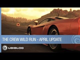 The Crew Wild Run - April Update Test Drive [US]