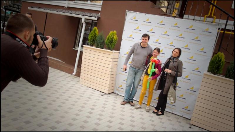 Вручення ключів ЖК Пушкінський Квартал